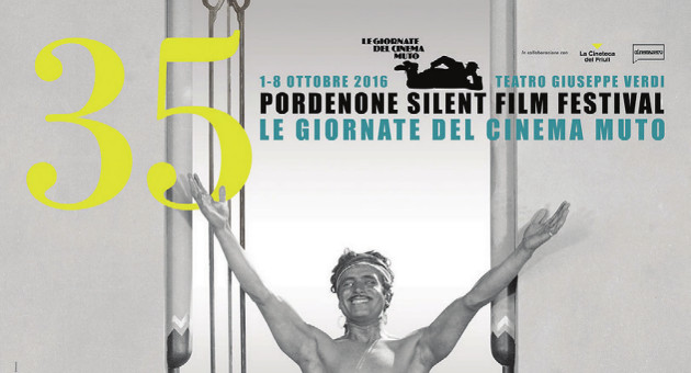 Argentina y Chile presentes en la  35° edición de Cine Mudo de Pordenone