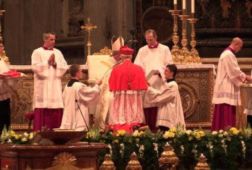 Papa Francisco nombrará 13 cardenales electores, tres de América Latina