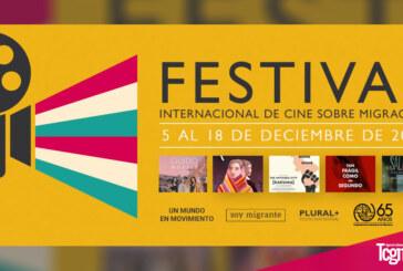 La OIM presenta Festival Internacional de Cine sobre Migración