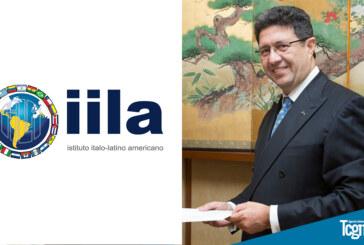 Embajador ecuatoriano asume presidencia del Instituto Ítalo Latinoamericano – IILA