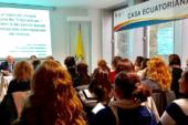 Integrantes de asociaciones latinoamericanas se capacitan en Milán