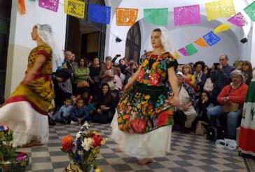 A Roma la Festa di tutti santi alla messicana