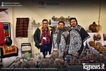 """Artesanos mexicanos participan en la feria internacional """"L´Artigiano in Fiera"""""""
