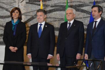 Colombia, modello di Pace in tempi di terrore. Italia e Colombia puntano sulla legalità e sicurezza