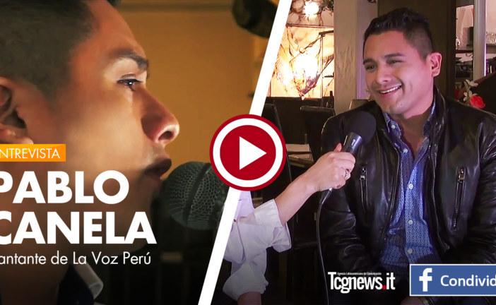 Entrevista a Pablo Canela de La Voz Perú