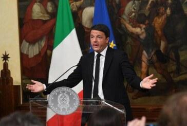 El presidente Renzi anuncia su renuncia tras referéndum en Italia