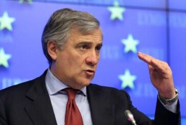 Antonio Tajani eletto presidente del Parlamento europeo.