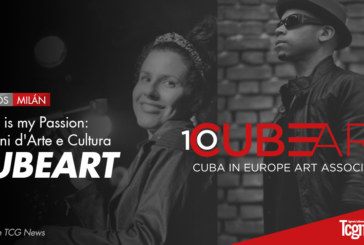 Poetry is my Passion: 10 anni d'Arte e Cultura Cubeart