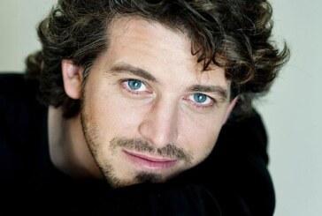 Tenor argentino debuta con una nueva producción en Roma