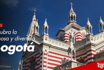 Descubra la hermosa y divertida Bogotá