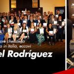 Premiato il migliore chef della cucina peruviana in Italia, eccovi Rafael Rodríguez