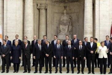 Europa celebra los 60 años de la firma del Tratado de Roma