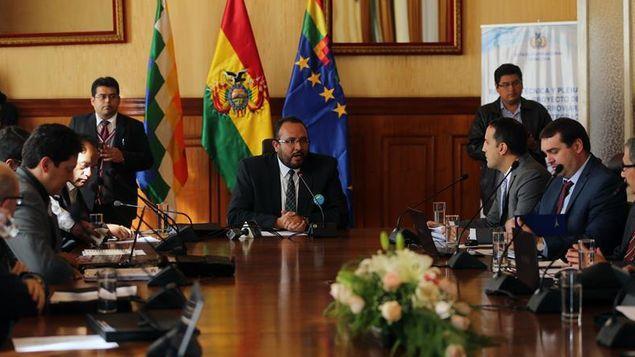 Bolivia, Paraguay y Perú comienzan la evaluación técnica para un tren bioceánico