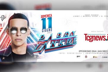 Daddy Yankee in concerto l'11 giugno a Milano
