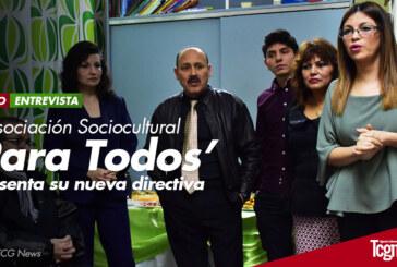 """La Asociación Sociocultural """"Para todos"""" presenta su nueva directiva"""