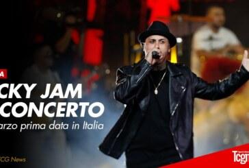 "Nicky Jam in concerto ""The Fenix Tour 2017"" 19 marzo prima data in Italia"