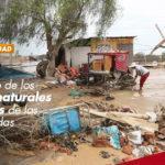 Perú afronta uno de los desastres naturales más fuertes de las últimas décadas