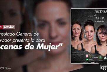 """Presentan Obra de teatro """"Escenas de Mujer"""""""