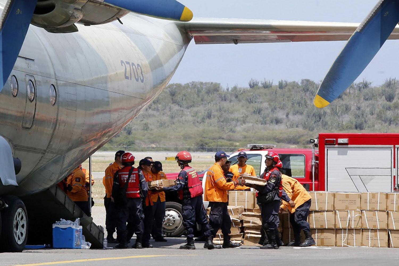 Gobierno Bolivariano envía ayuda humanitaria al pueblo del Perú afectado por las lluvias
