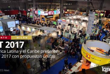 América Latina y el Caribe presente al BIT 2017 con propuestas únicas