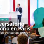 Daniel Sigua participa en el Segundo Conversatorio Migratorio en Paris