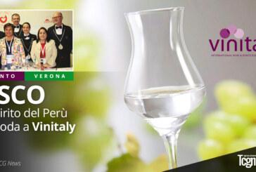 """""""Pisco, lo spirito del Perù"""" approda a Vinitaly"""