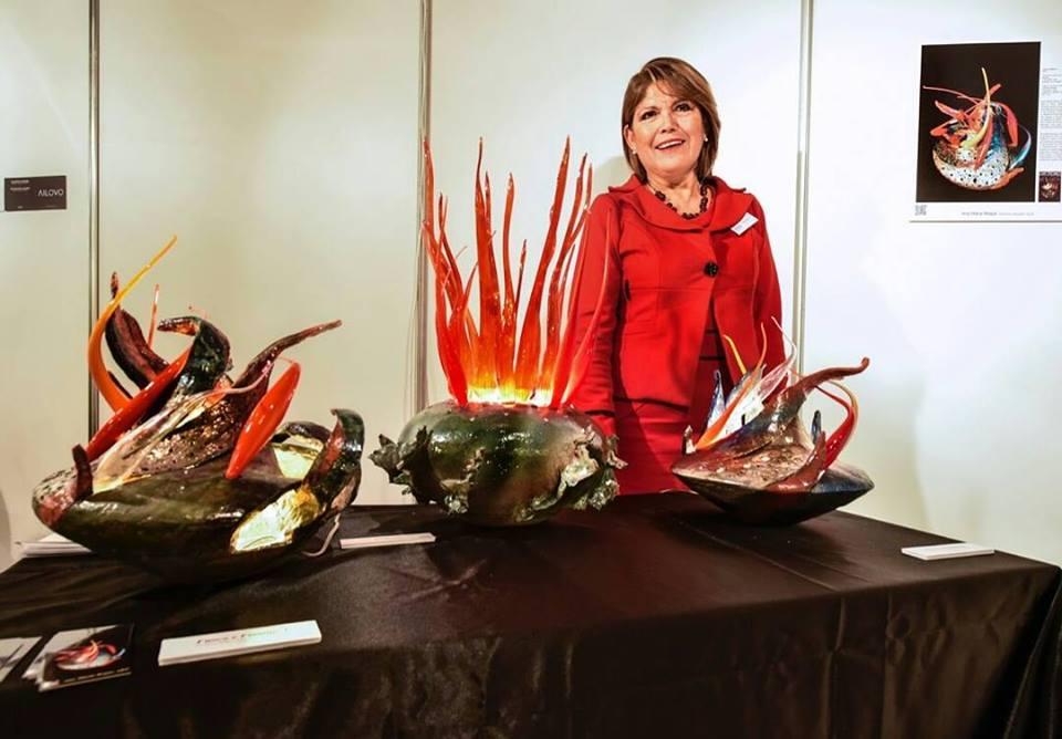 Ana Maria Reque premiata con il Silver A' Design Award in Arts