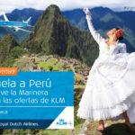 "KLM sponsor ufficiale del ""IV Selectivo Mundial de Marinera"" a Milano"