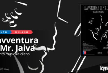 L'avventura di Mr. Jaiva, racconto musicale cileno