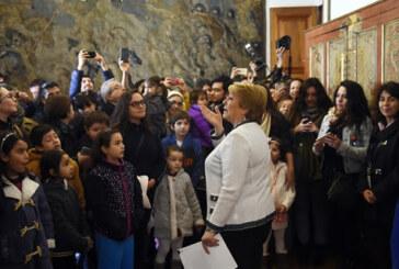 Un millón de chilenos participa en el Día del Patrimonio Cultural