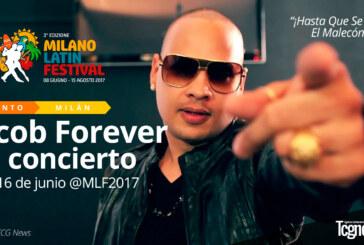 Jacob Forever in concerto al Milano Latin Festival
