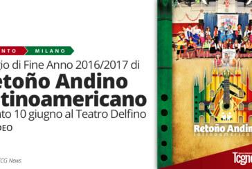 Saggio di Fine Anno di Retoño Andino Latinoamericano 2016/2017