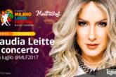 Claudia Leitte in concerto al Milano Latin Festival 2017