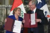 Perú y Chile satisfechos por histórica firma de acuerdos de cooperación y entendimiento