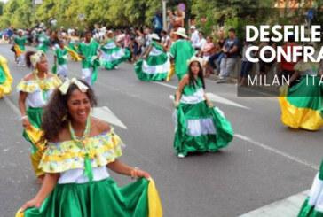 Ecuatorianos celebran fiesta patria en Italia