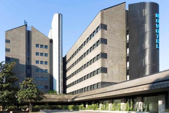 Sala de reuniones y conferencias en el Novotel  de Milano Ca Granda