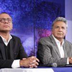Lenín Moreno retira funciones al vicepresidente Jorge Glas