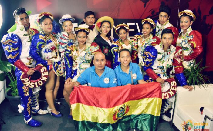 La Bolivia contagia il Milano Latin Festival con la sua allegria