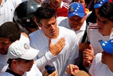 Comunidad Internacional exige a Venezuela liberación de López y Ledezma