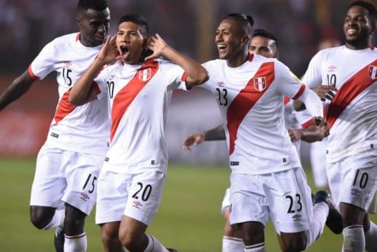 Perú suena con volver a un Mundial