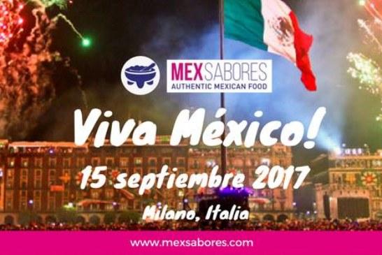 Celebra la Fiesta de México Este 15 de septiembre en Milán