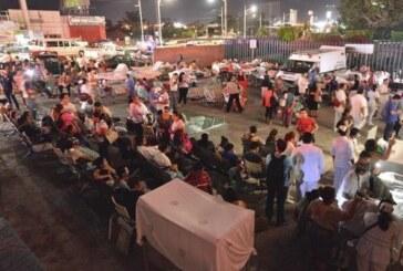 México, en alerta por fuerte terremoto que causó al menos cinco muertos
