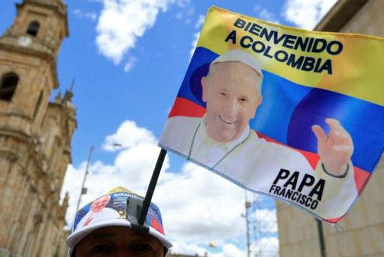 PAPA FRANCISCO VISITA COLOMBIA – STREAMING EN VIVO