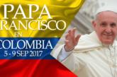 Conozca la agenda oficial del papa Francisco en Colombia
