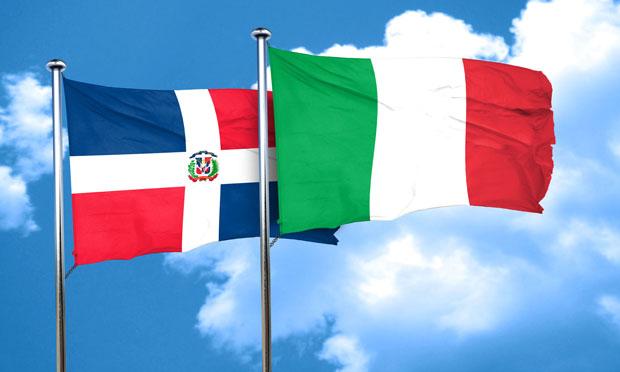 ROMA: Italia firma pacto de cooperación con República Dominicana