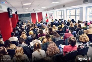 """Masiva participación en la Conferencia Internacional """"Palabras Fuera de Lugar"""""""