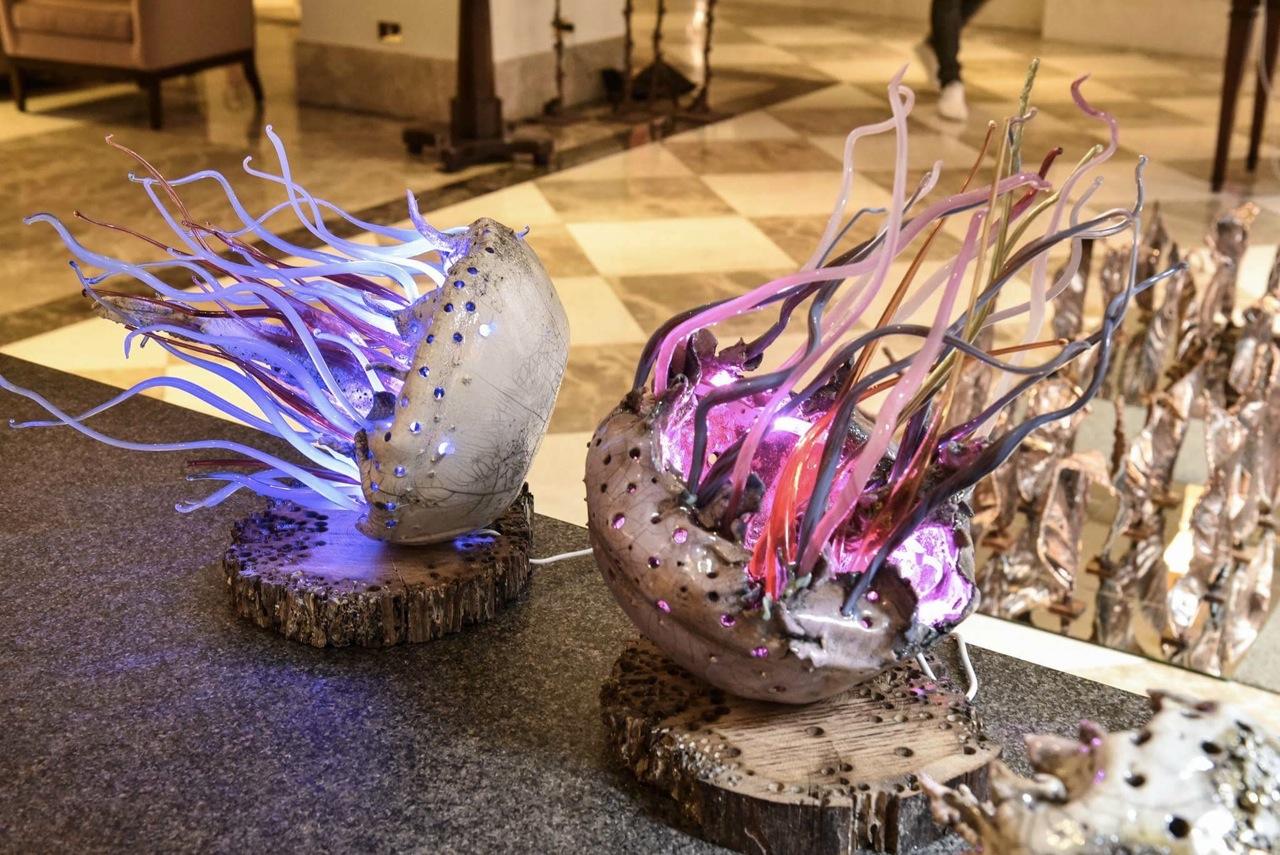 20a Exposición Internacional de Esculturas e Instalaciones, en Venecia