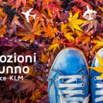 PROMOZIONI D`AUTUNNO DI AIR FRANCE E KLM