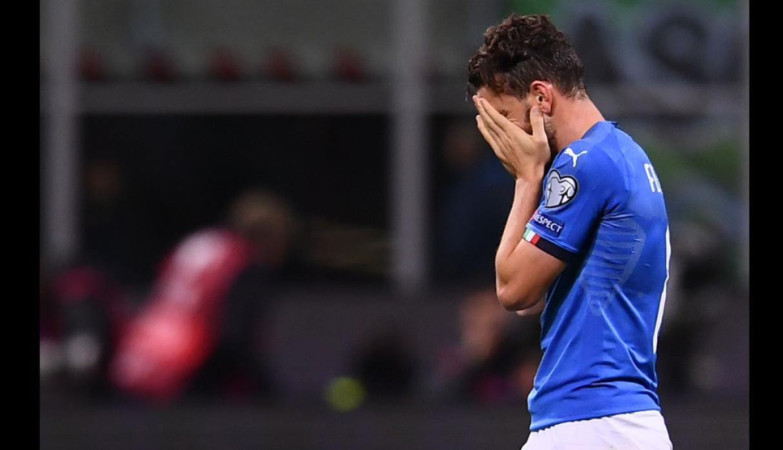Italia fuera de Rusia 2018