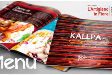 Kallpa Perù presenta il suo menù in anteprima